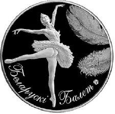 Belarus / Weißrussland - 20 Rubles Belarusian Ballet