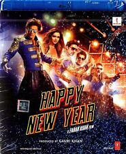 Happy New Year - Shah Rukh Khan, Deepika Padukone - Hindi Movie Bluray / Subtitl