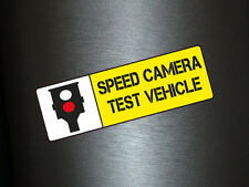 1 x Aufkleber Speed Camera Autoaufkleber Tuning Aufkleber Sticker Blitzer Fun
