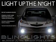2012 2013 2014 Acura TL Xenon Fog Lamps Driving Light Kit