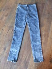 bnwt brigitte disco size 10 blue womens jeans Ladies Summer Winter Work