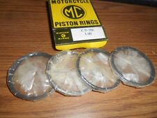 Complete Set NOS MC Brand Honda 1.00 Piston Rings 1969-1976 CB750 13051-300-013