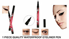 1 Pc Imported Waterproof Eyeliner Pen Women Eye Liner Makeup Black Kajal