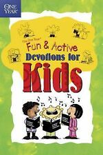 The One Year Fun and Active Devotions for Kids by Betsy Rosen Elliot (2000,...