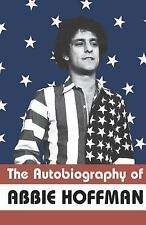 NEW The Autobiography of Abbie Hoffman by Abbie Hoffman Paperback Book (English)