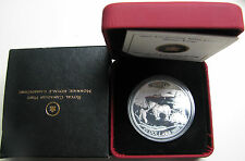 2011 Proof $20 Winter Scene Canada .925 silver twenty dollars