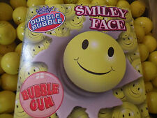 Smiley Face Gum Balls Dubble Bubble Gumballs 2 Lbs Double Bubb Gumballs Nut Free