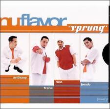 Sprung [Single] by Nu Flavor (CD, Nov-1999, Warner Bros.) NEW Sealed