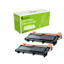 2 x Black Toner E310 Compatible for Dell E310dw E514dw E515dw E515dn Printer