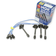 NGK Spark Plug Wires 97-01 Toyota Camry 2.2L L4 Kit Set Tune Up ar