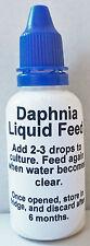 Altamente concentrado líquido Daphnia Feed-Cultura su propia comida peces vivos