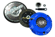 FX STAGE 2 CLUTCH KIT+FIDANZA FLYWHEEL 1992-1993 ACURA INTEGRA B17 1.7L B18 1.8L
