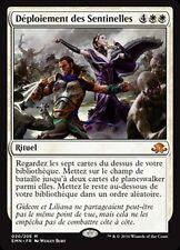 MTG Magic EMN FOIL - Deploy the Gatewatch/Déploiement des Sentinelles, French/VF