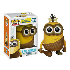 PORTABORSE MOVIE cro-minion POP! VINYL Figure-Nuovo in magazzino appannato BOX