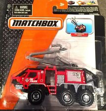 Matchbox 2015 1:64 On A Mission Real Working Rigs FIRE STALKER