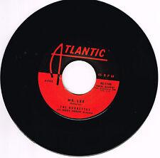 THE BOBBETTES - MR. LEE / I SHOT MR. LEE (2 original 50s Girl Doo-woppers - R&B)