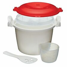 Kitchen Craft Microondas 1.5 litros olla arrocera