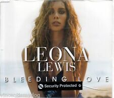 LEONA LEWIS - BLEEDING LOVE (2 track CD single)