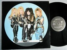 """WRATHCHILD Do You Want My Love French 12"""" Glam Metal 1983"""
