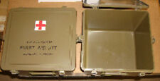 New!  Waterproof, GI First Aid Container!!!  (Empty)