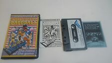 JUEGO CASSETTE SENTINEL COMMODORE 64 CMB 64 C64 PAL 128.