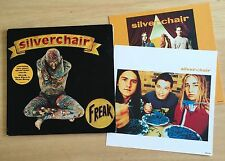 "Sliverchair - Freak  10"" Vinyl & 2 Prints"