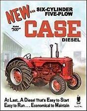 Enseigne Tracteur Diesel En Métal (de)