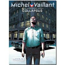 Michel Vaillant Staffel 2 Band 4 Collapsus Rennfahrer Zack COMIC Epos Brandneu