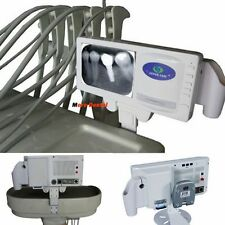 Dental X-ray Film Reader Viewer+Wired Intraoral Camera+5'' LCD Monitor 6PCS LEDs