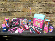 Winx Club 7 Items Lucky Dip Pencil Rubber Sharpener Fineliners Bin Pencil Case
