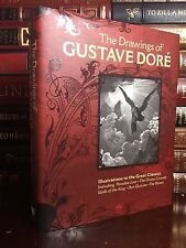 The Drawings of Gustave Dore Illustrations to the Great Classics New Hardcover