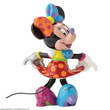 Disney by Romero Britto Minnie Mouse Figurine Ornament Figure  16cm 4050480