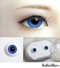 1/3 1/4 1/6 bjd 14mm two-tone glass doll eyes with box super dollfie #EB-04