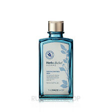 THE FACE SHOP Herb & Relief Homme Sebum Control Skin - 150ml