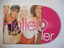 SPICE GIRLS : HOLLER ( RADIO EDIT ) ♦ CD SINGLE PORT GRATUIT ♦