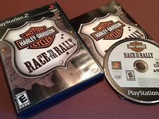 Harley-Davidson:Race to the Rally (PS2)50%off shipping on additional purchase