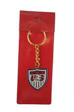 USA NATIONAL SOCCER TEAM LOGO FIFA SOCCER WORLD CUP  METAL KEYCHAIN .. NEW