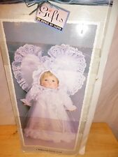 GIFTS BY HOUSE OF LLOYD CHRISTENING DAY DOLL