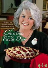 Christmas with Paula Deen: Recipes and Stories from My Favorite Holiday by Deen,