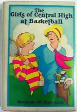 The Girls of Central High at Basketball (The Great Gymnasium Mystery) #3 hcdj