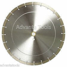 "14"" Diamond Saw Blade for Brick Block Concrete Masonry Pavers Stone - 12MM"