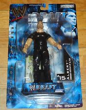 2002 WWF WWE Jakks Albert #15 Tensai Draft Pick Wrestling figure MOC Limited Ed