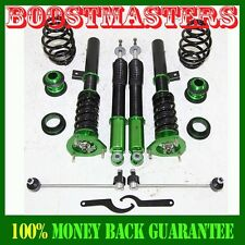 COILOVER SUSPENSION KITS FOR VOLKSWAGEN 06-09 GTI MK5 GREEN EMUSA
