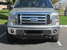 2006-2014 Ford F150 Fog Light Kit with Dually LED Lights & Mount 46527 Rigid