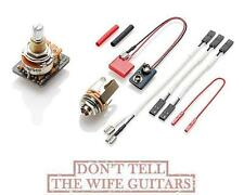EMG EXG Guitar Expander Boosted Lows & Highs, Dipped Midrange When Knob Turned