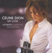 My Love: Ultimate Essential Collection [US] by Céline Dion (CD, 2008, 3 Discs, …