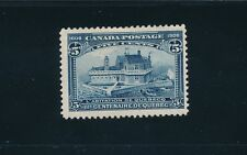 "Canada #99 ""CHAMPLAIN HOME IN QUEBEC""; MH; ALMOST VF; NO FAULTS; CV $85"