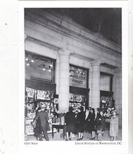 "*Postcard-""The Gift Shop"" Travelers Visit- *Union Station, Washington DC (#103)"