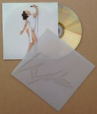 Kylie Minogue - Fever UK 12 Track Promo Cd With Embossed PVC Sleeve Ultra Rare!!