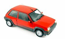 RENAULT 5 SUPERCINQ GT TURBO 1986 RED 1/18 - 185208 NOREV